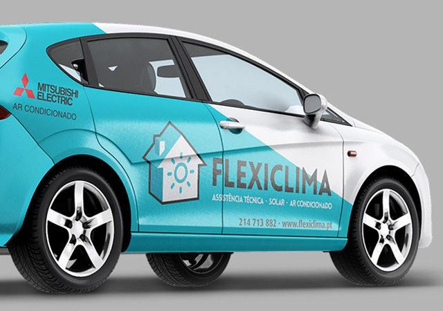 Flexiclima Rebranding