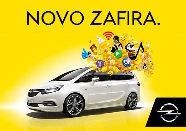 HTML5 AD – Opel Novo Zafira