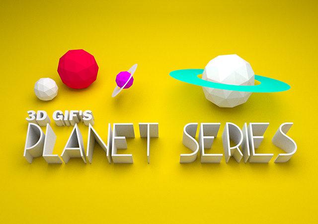 3D – Planet Series