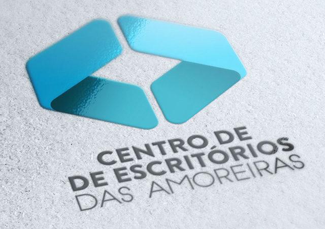 Centro de Escritórios das Amoreiras Rebranding